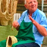 Artisan Basket Maker in Lucca