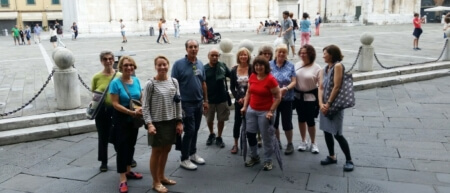 Art + History Tours Lucca