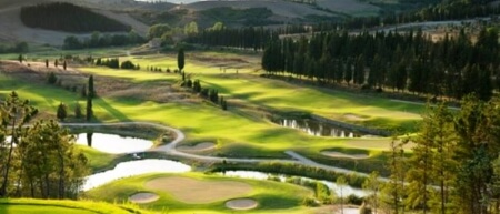 Customised Golf Tours Lucca