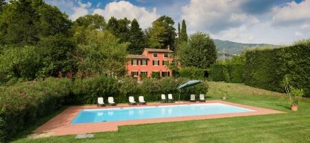 Casa di Annadora Villa Rental Villa Grabau Lucca